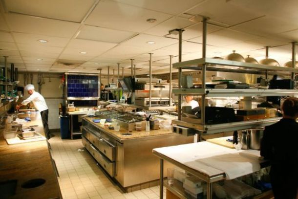 Commercial Kitchen Co Monitor